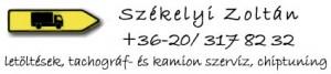 Székelyi Zoltán: +36-20/3178232